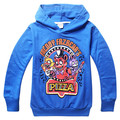 2016 Autumn Five Nights at Freddys Boys clothing Cartoon Hoody Kids sport clothing Children shirt Five Nights at Freddys Hoody