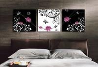 Navio livre da lona pintura a óleo Abstrata imagem decoração arte adesivos de parede pictures para sala de estar sala Sem moldura RM-ZH-040