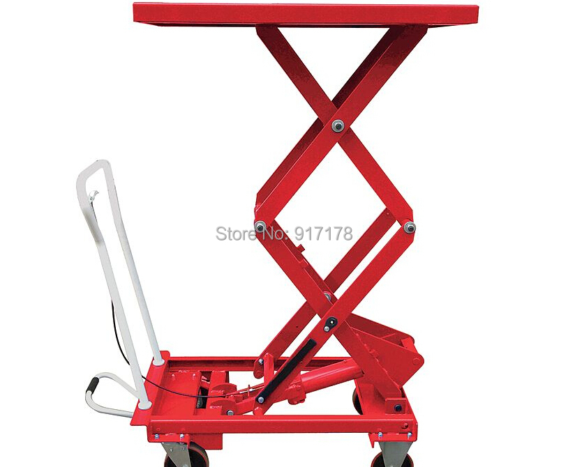 800 kg scissor lift table cart батарейку на lg kg 800