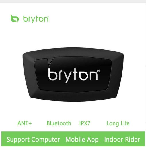 ANT + & Bluetooth Bryton Capteur de Fréquence Cardiaque surveillance pour GPS Vélo Ordinateur compatible Bryton GARMIN iGPSPORT iGS