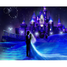 Lovers diamond Embroidery diy painting mosaic diamant 3d cross stitch pictures H436