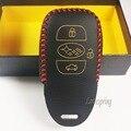 Натуральная Кожа Автомобиль Smart Key Дело Обложка Держатель Кожи Дистанционного брелок Для Subaru OUTBACK Legacy 16 Shell автозапуск 3 кнопки