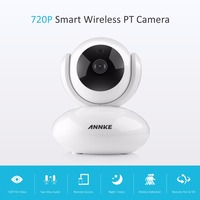 ANNKE Mini HD 720P Smart Wireless PT Security Camera 1 0MP Indoor IP Camera WiFi Baby