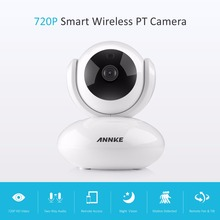 ANNKE Mini HD 720P Smart Wireless PT Security Camera 1.0MP indoor IP Camera WiFi baby Monitor 720P CCTV Surveillance Camera