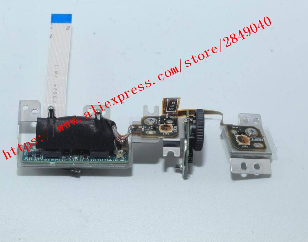 Repair Parts For Sony PXW-X200 PMW-200 PXW-X280 Scroll Button Operation Control AssyRepair Parts For Sony PXW-X200 PMW-200 PXW-X280 Scroll Button Operation Control Assy