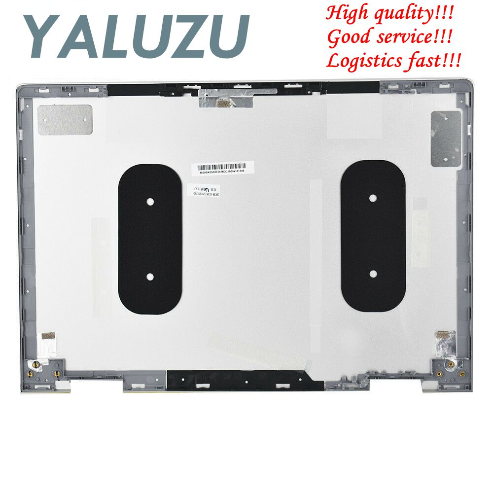 YALUZU 95% New LCD Back Cover Rear Lid For Hp ENVY 15.6
