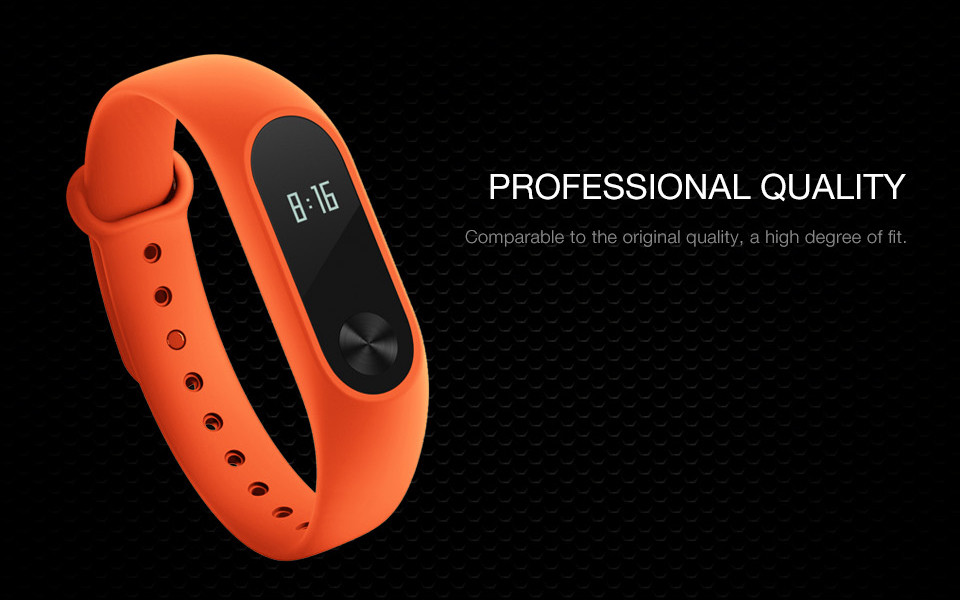Teyo Silicone Replacement Wrist Strap For Xiaomi Mi Band 2 Smart Band Accessories Miband 2 for Xiaomi Mi Band 2 Smartband Sraps 4
