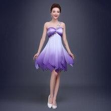 Frauen Abendkleid Short Prom Kleid neue Ankunft besondere Anlässe Abendkleid Kurze Abendkleider 2016