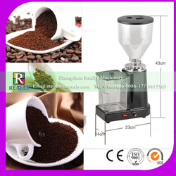 Household RL-018 Super power electric coffee grinder automatic burr conical coffee mill high quality wholesale appliance