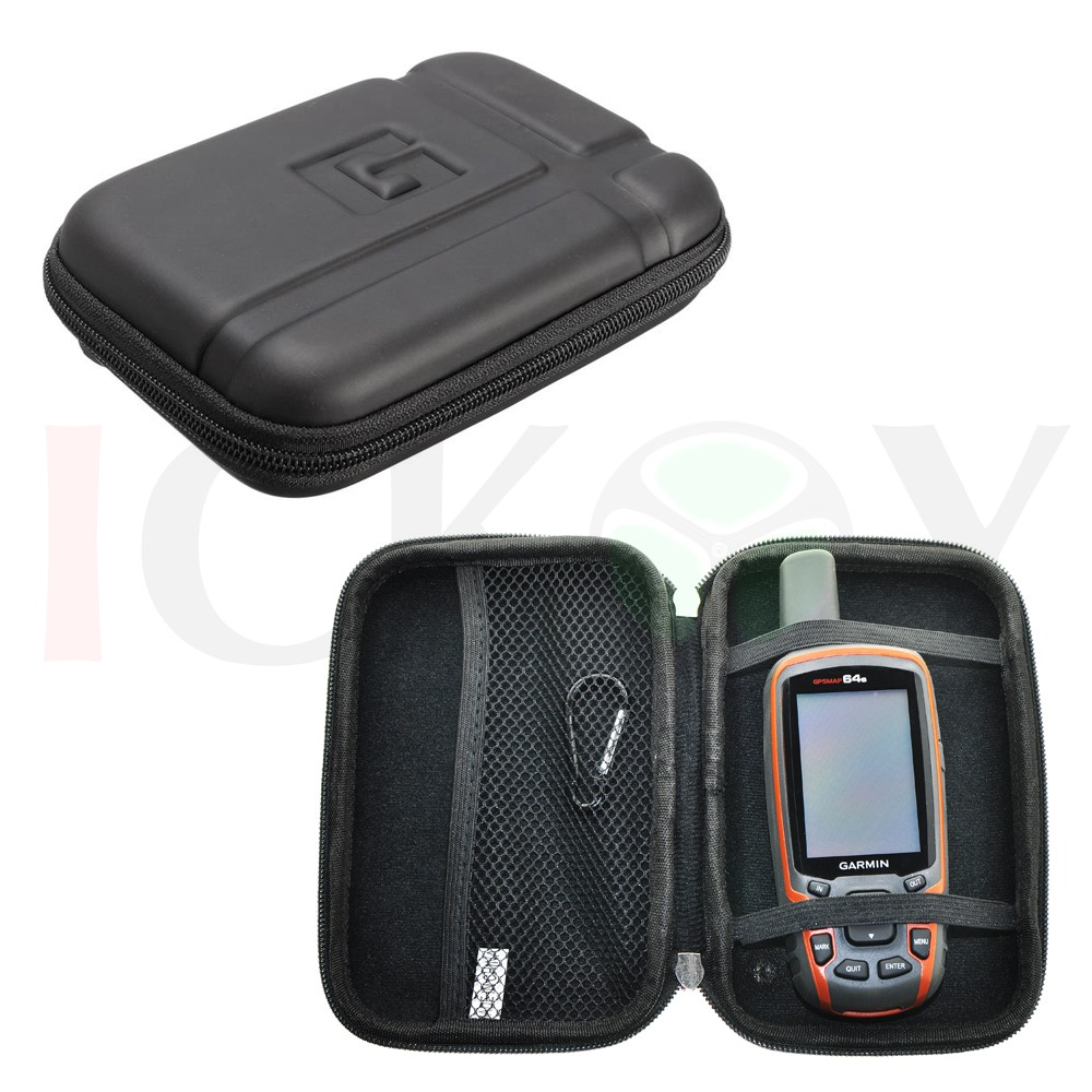 Anti-Shock Portable Protect Case Bag for Hiking Handheld GPS Garmin GPSMap 60CS 62 64 62st 64st Astro 320 220 GPS Accessories