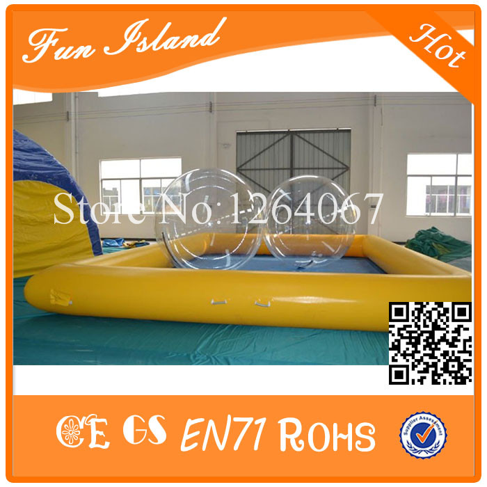 Free Shipping 1.0mm TPU Inflatable Human Hamster Ball,2m Diameter Inflatable Zorb Water Walking Ball Walk On Water free shipping 2m tpuinflatable water walking ball water ball water balloon zorb ball inflatable human hamster plastic ball