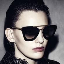 Anewish nueva moda vintage sunglasses mujeres cat de ojos de calidad superior gafas de sol originales gafas de sol uv400 oculos
