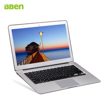 Bben intel ultrabooks i7 13.3 inch aluminium laptops computer sliver daul core quad threads 8gb/512gb ssd wi-fi win10 notebooks