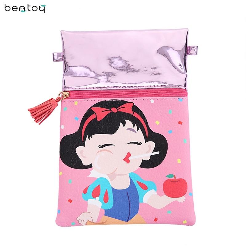 Bentoy Brand Lovely Print Women Makeup bag Zipper Cosmetic bag Case Mini  Leather Handbag Organizer Pouch ... e66746530c1d