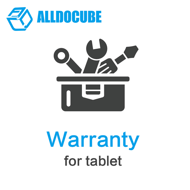 ALLDOCUBE Warranty For Tablet