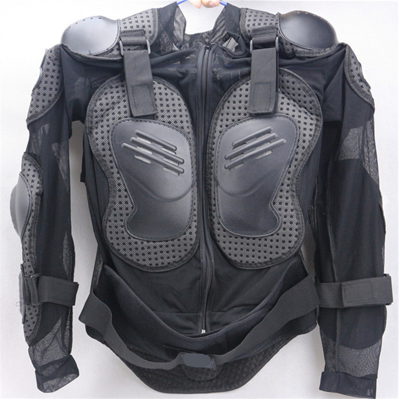 Men Women Rider New Motorcycle Body Armor Professional Motor Cross Jacket Downhill Mountin Bike Protection Clothing 2