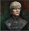 1/10 Scale Models A Song of Ice and FireTyrion Lannister Resin Bust Model Free Shipping