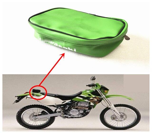 Motocicleta kit bolsa para kawasaki para suzuki para Honda KLX250 DRZ400 DR250 XR250 KLE250 KDX250