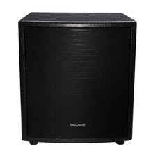 Yacare CS 120W Super Subwoofer 12 inch home theater active subwoofer home Shock power