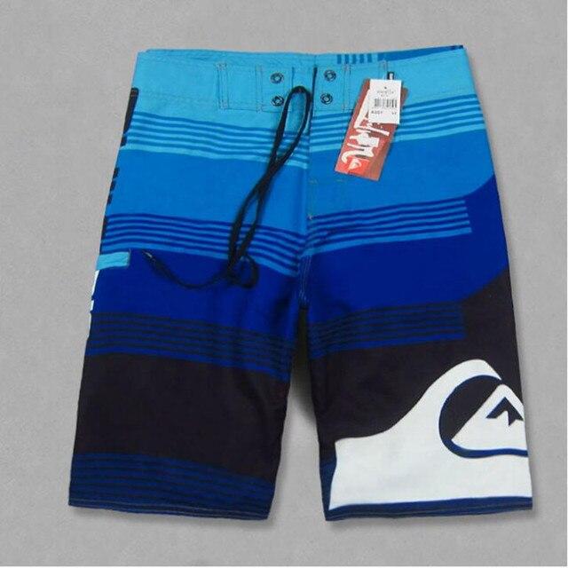 2018 Designer de Impressão Quente de Verão Board Shorts Casual Homens Quick Dry Praia Shorts Men Plus Size 30-38