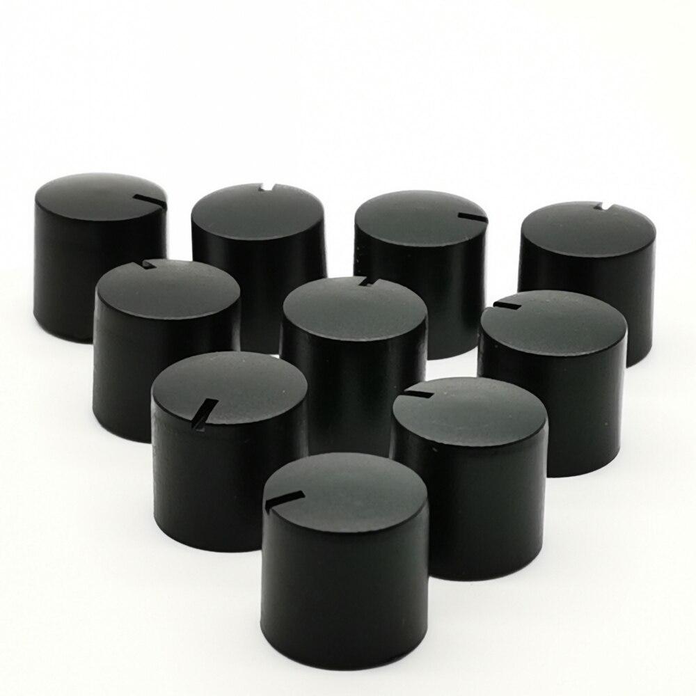 10PCS Potentiometer Plastic Knob 13*14MM  Volume Control  Rotary Encoder  Knobs