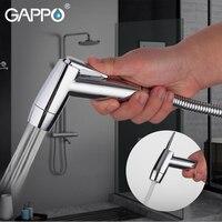Gappo Bidet Wasserhahn dusche Spray Shattaf muslimischen dusche mischbatterie bad wasserhahn mischer ABS wc dusche bidet dusche kopf wasserhahn