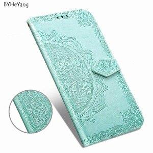 Image 5 - Voor Xiaomi Redmi 7 Case Redmi 7 Cover PU Leather Flip Case Luxe Portemonnee Capa Boek Cover Card Slot Voor xiaomi Redmi 7 Telefoon Tas