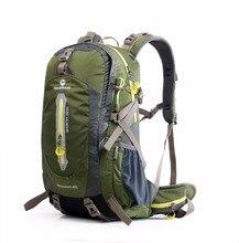 Maleroads Outdoor sport bag travel backpack climbing backpack schoolbag climb knapsack hiking backpack camping packsack 40L