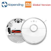 Global Version New Original Xiaomi Mi Robot Vacuum Smart Cleaner Mijia Roborock 2nd Automatic Cleaning