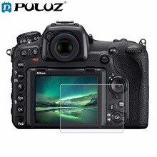 Hot Tela 2.5D Borda Curvada 9 H Dureza de Superfície de Vidro Temperado protetor para Nikon D800 D500 D600 D610 D7100 D7200 D750 D810