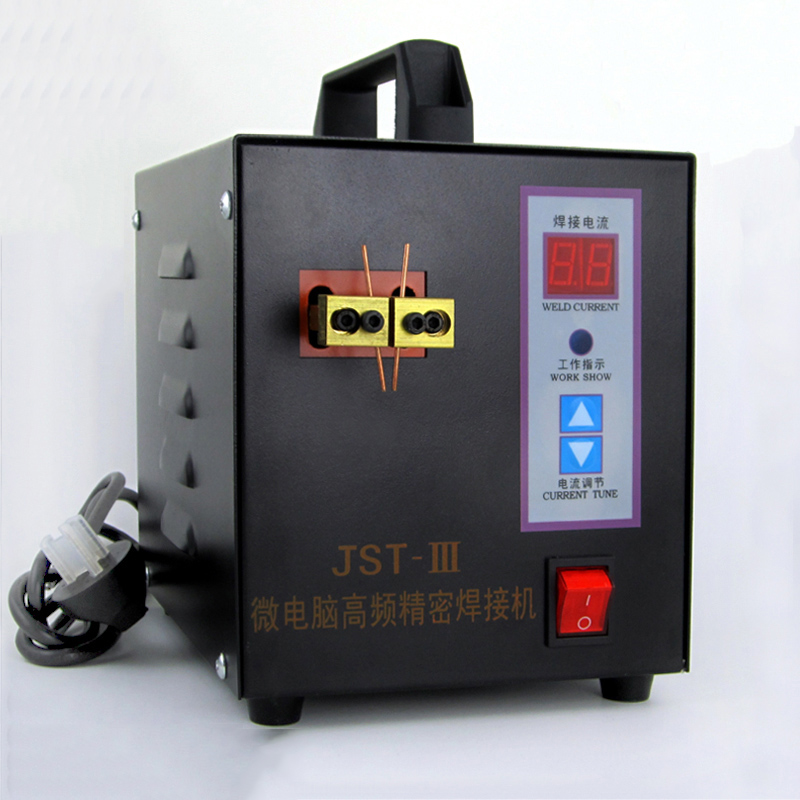 Battery Spot Welding Machine Battery Pack Applicable Notebook & Phone Handheld Electric Button Battery Mini Spot Welder YN 10