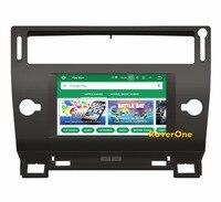 RoverOne Android 8,0 Octa Core радио автомобиль DVD gps для Citroen C4 C Triomphe C Quatre сенсорным экраном плеер головное устройство