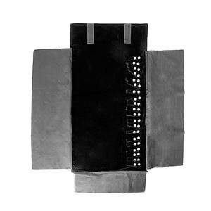 Image 4 - Takı rulo organizatör çantası seyahat kolye bilezik taşıma çantası kılıf vitrini tutucu