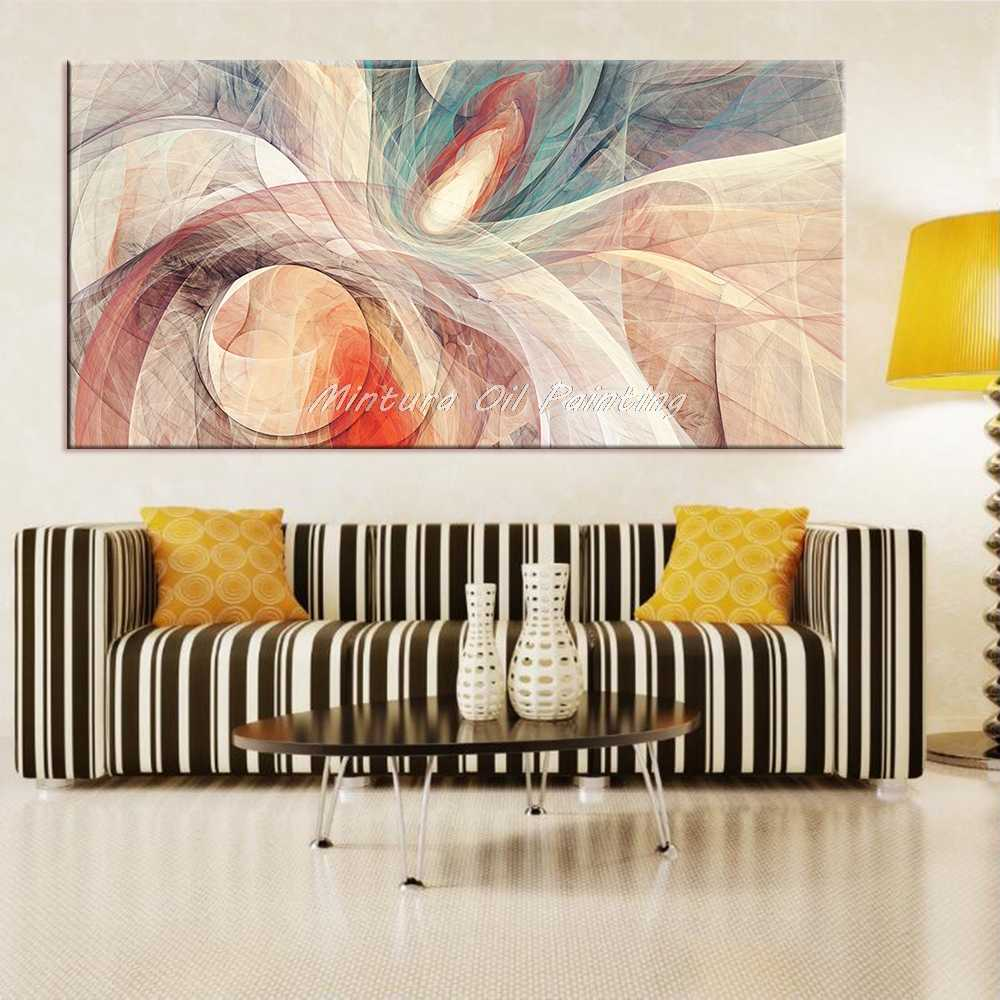 Fire Cloud Dream Code Modern Printed Oil Painting On Canvas Wall Paintings Picture For Living Room Wall Art Wall Decor Framed