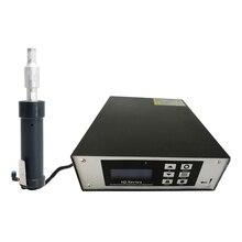 Ультразвуковой точечной сварки для сварки пластика 800 Вт 28 кГц