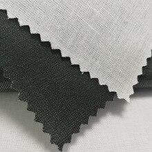 1m Long Interlining High-quality Resin Lining Clothing Textile Lining Clothing Medium DIY Patchwork Hat Purse Bag Lining 1PC