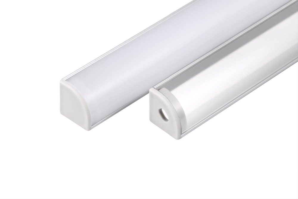2 Meters Aluminium Profile 20pcs/lot Led Aluminium Profile For 10mm PCB Board Led Bar Light