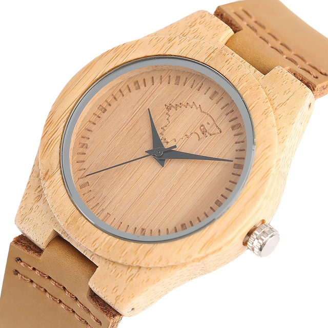 """""""Game of Thrones"""" Wooden Watches  1"""