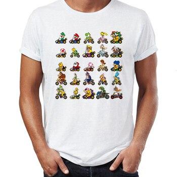 Mario Kart Gaming T-Shirt