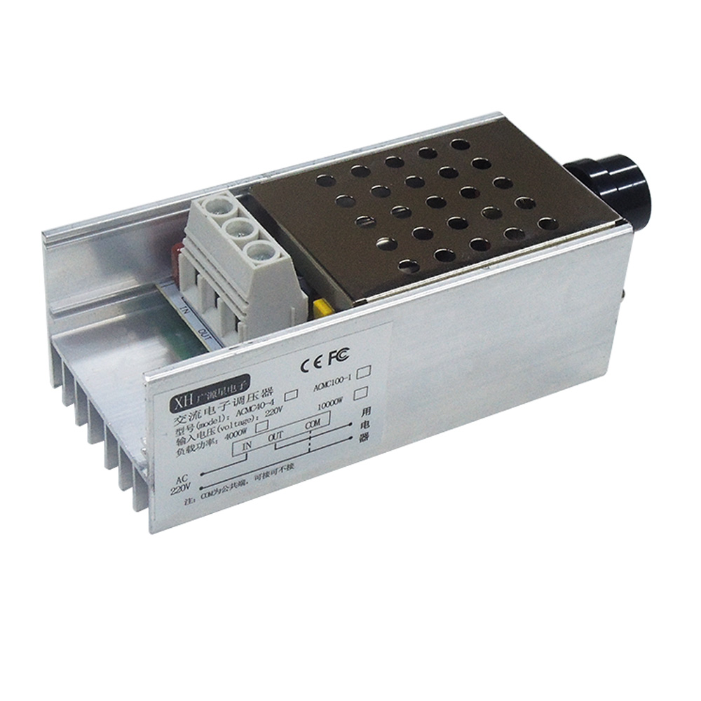 Ac 220v 10000w High Power Scr Motor Speed Controller