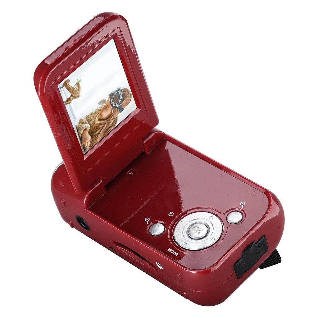 HTB1qu.aOXYqK1RjSZLeq6zXppXan 2019 Video Camcorder HD 720P Handheld Digital Camera 4x Digital Zoom 2.0 inch 28#