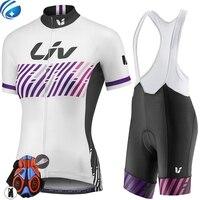 2017 Liv Cycling Jersey Women Mtb Short Sleeve Shirts Bicycle Sport Wear Bike Ropa Ciclismo Cycle