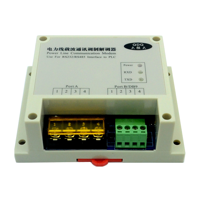 Power Cat Power Carrier MODEM Power Line Carrier Communication To 485 Interface Strong PLM39