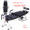 2017 new 10% off  Therapy Massage Bed Table cervical Integrated lumbar traction bed body stretching device