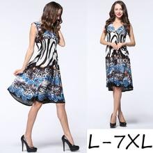 2016 new V long plus size dress with no sleeve women clothing medium long Paisley dresses