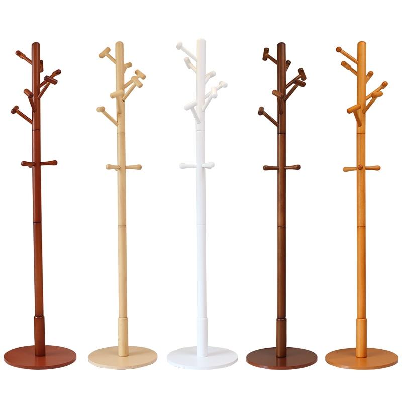 Modern Luxury Hall Tree Wood Coat Rack Stand Furniture ...