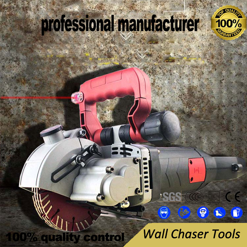 2018new arraival 5200w wall chaser tools for home decoration 160series Infrared wall chaser at good price and fast delivery