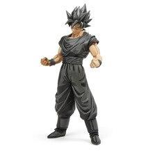 2017 New 29CM PVC Anime Dragon Ball Z Super Saiyan Black Son Goku Action Figures Model Collection Educational Toys For Children