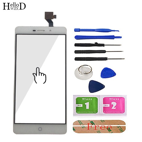 Mobile Touch Screen TouchScreen For Elephone P9000 P9000E Touch Screen Digitizer Touch Panel Repair Parts Tools Adhesive Lahore
