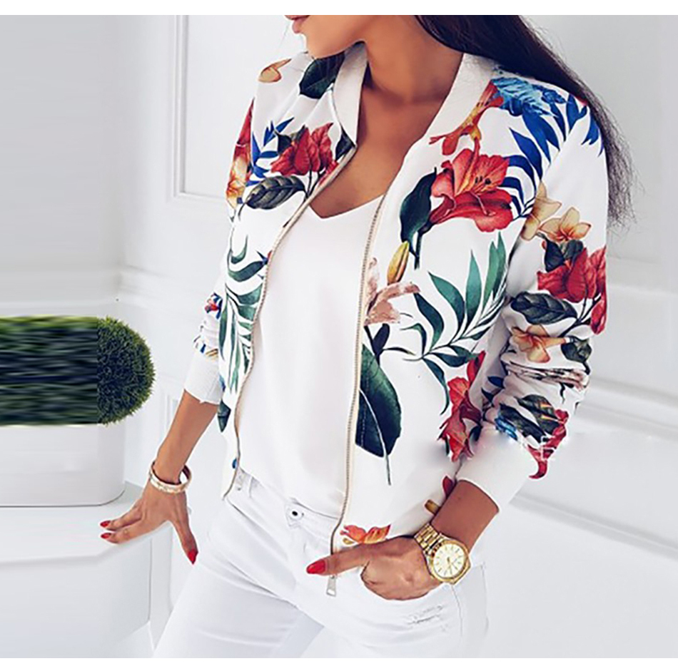 HTB1qu3AKMHqK1RjSZFgq6y7JXXaT Plus Size Spring Women's Jackets Retro Floral Printed Coat Female Long Sleeve Outwear Clothes Short Bomber Jacket Tops 5XL